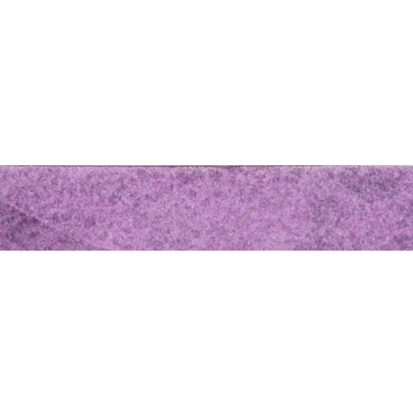 DEEP PURPLE Vintage Mediterranean Flat Leather Strap / sold by the meter / 10 mm wide x 2 mm thick / Regaliz Euro leather