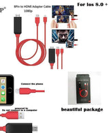 BUY1 TAKE1 iPhone-to-TV HDMI Cable