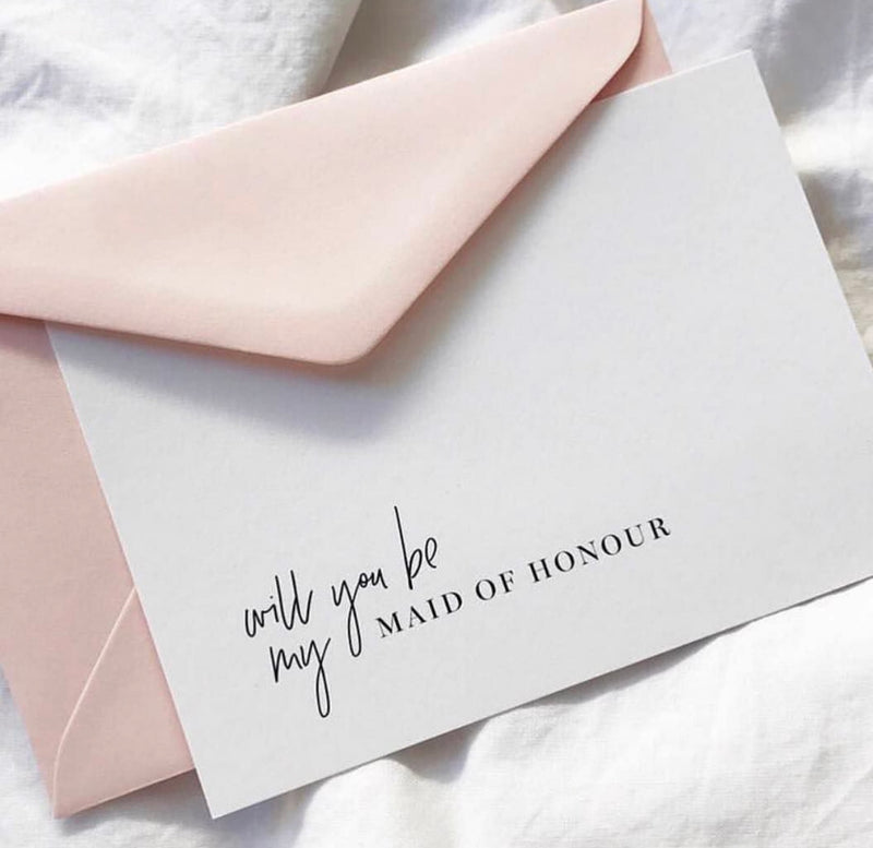 The Role Of The Maid Of Honour