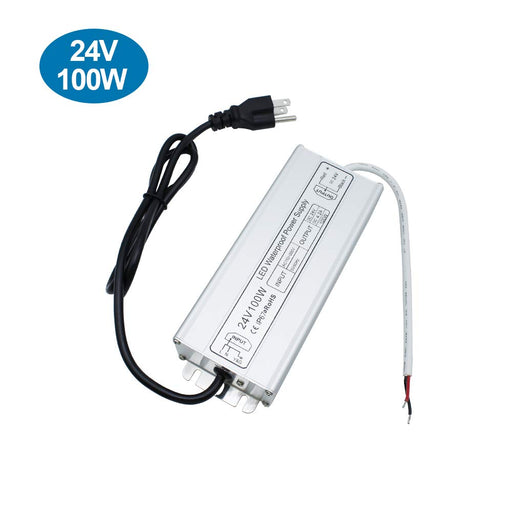 IP67 Waterproof 24V 4.2A 100W Power Supply