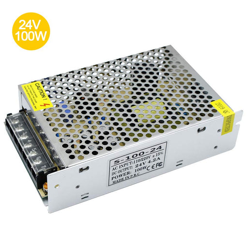 Universal Regulated Switching Power Supply 24V 4.2A 100W