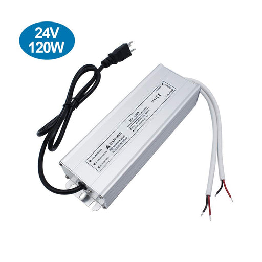 IP67 Waterproof 24V 5A 120W Power Supply
