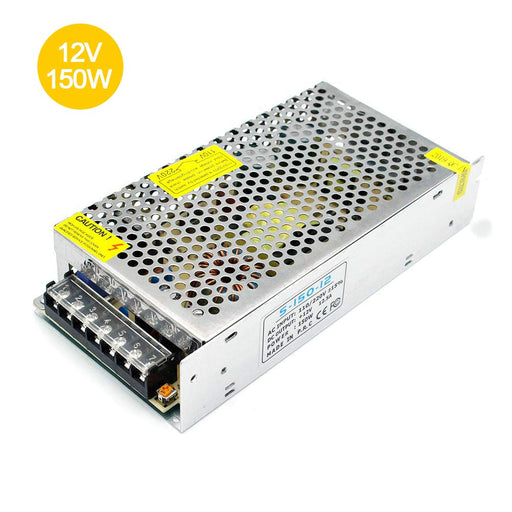 Universal Regulated Switching Power Supply 12V 12.5A 150W