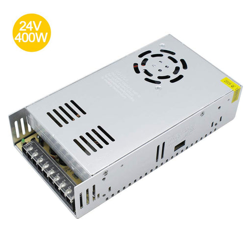 Universal Regulated Switching Power Supply 24V 16.5A 400W