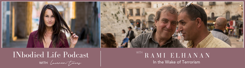 EPISODE 11:  In the Wake of Terrorism: Conversations with Rami Elhanan of the Parents Circle