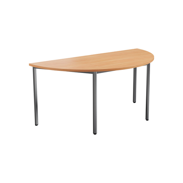Summit Semi Circular Meeting Table
