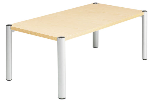Reception Rectangular Coffee Table - Beech