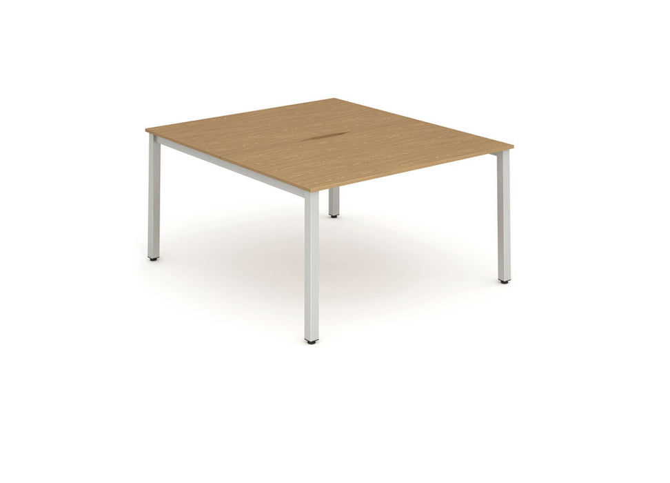 B2B Frame Bench Desk 1600 (2pod)