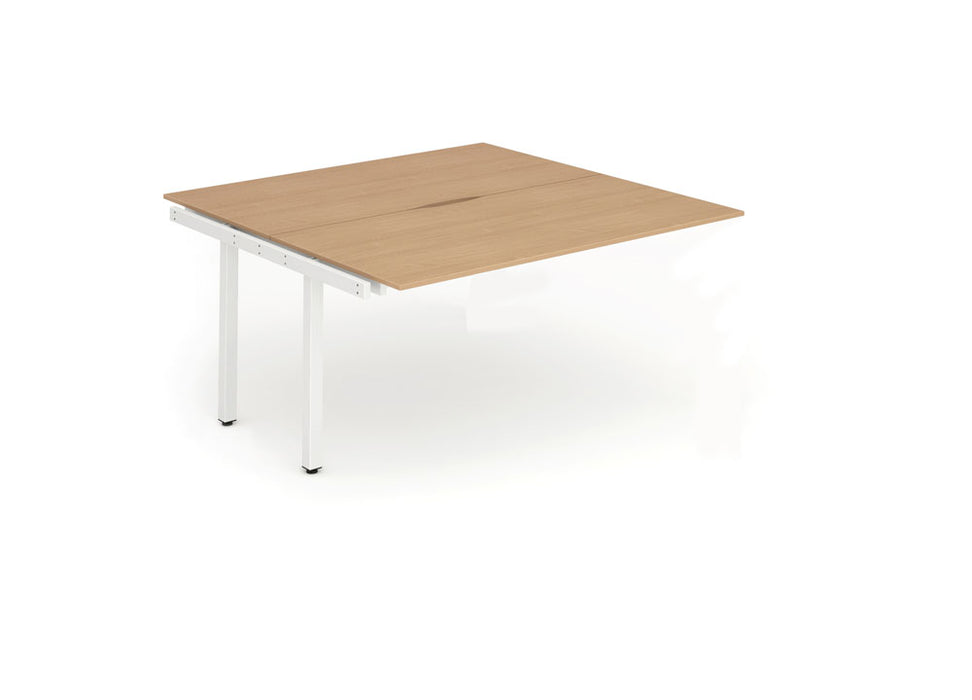 B2B Frame Bench Desk 1200 Ext Kit