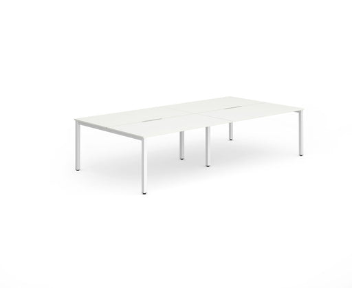 B2B Frame Bench Desk 1400 (4pod)