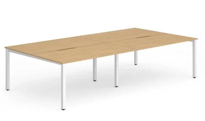 B2B Frame Bench Desk 1200 (4pod)