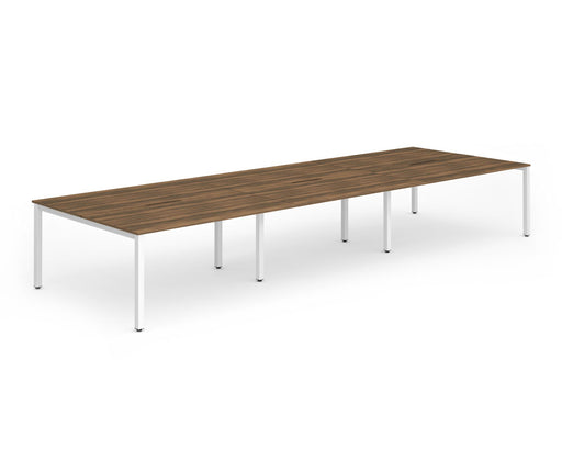 B2B Frame Bench Desk 1600 (6pod)