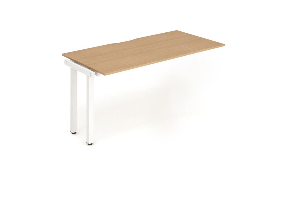 Single Frame Bench Desk 1200 Ext Kit