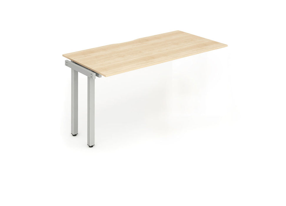 Single Frame Bench Desk 1600 Ext Kit