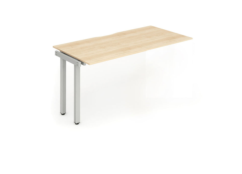 Single Frame Bench Desk 1400 Ext Kit