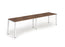 Executive Single Frame Bench Desk 1400 2pod