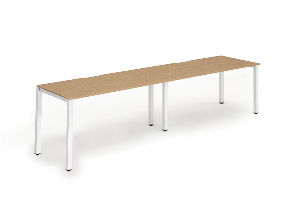 Single Frame Bench Desk 1200 (2pod)