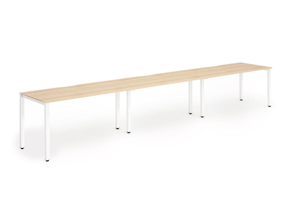 Single Frame Bench Desk 1200 (3pod)