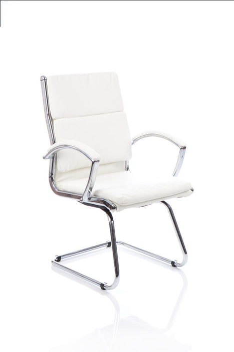 Classic Cantilever Chair With Arms