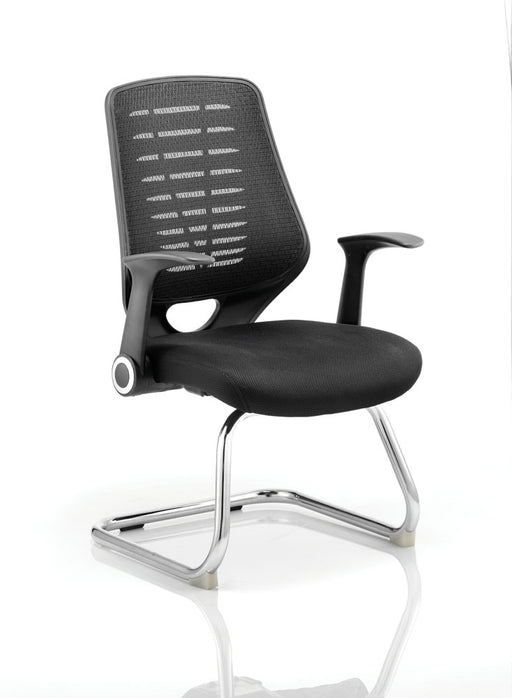 Relay Cantilever Airmesh Seat Back With Arms