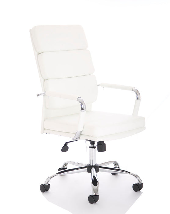 Advocate Executive Chair Bonded Leather With Arms