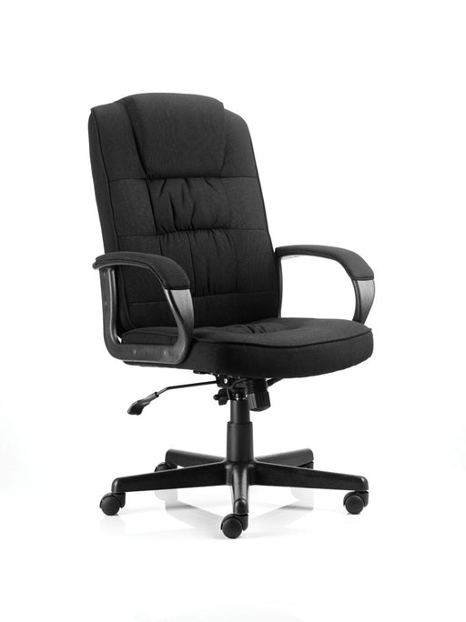 Moore Executive Chair Fabric With Arms