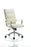 Savoy Executive High Back Chair Bonded Leather With Arms