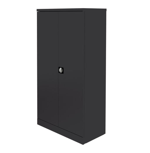 Executive Graviti Plus Contract Stationery 1850mm 2-Door Cupboard No Shelves