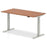 Air 1600/800 Height Adjustable Desk With Cable Ports