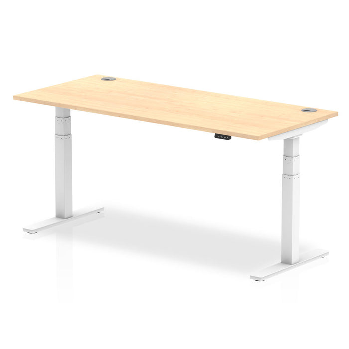 Air 1800/800 Height Adjustable Desk With Cable Ports