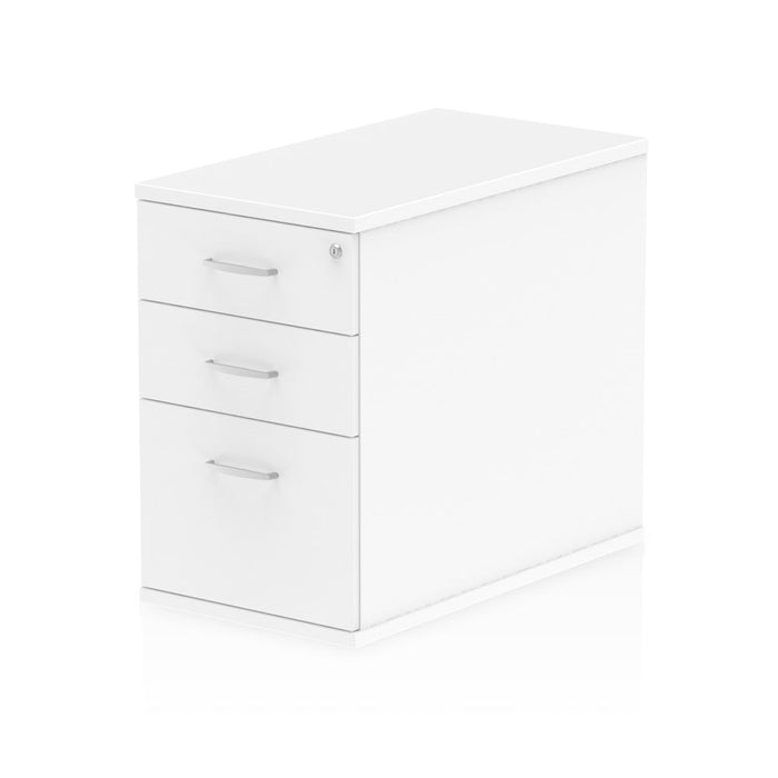 Impulse 800 Desk High Pedestal 3 Drawer