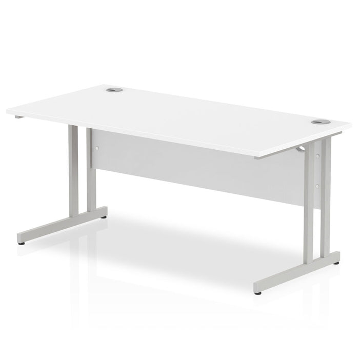 Executive Impulse Cantilever 1600 Rectangle Desk