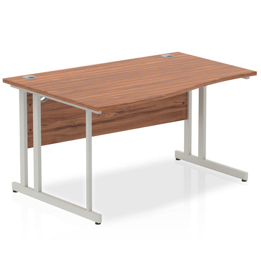 Impulse Cantilever 1400 Left Hand Wave Desk