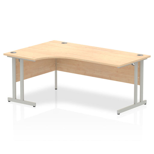 Impulse Cantilever 1800 Left Hand Crescent Desk