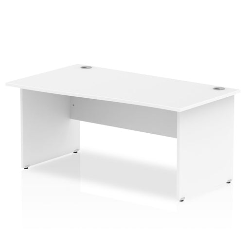 Impulse Panel End 1600 Left Hand Wave Desk