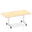Impulse 1600 Flip Top Rectangular Table