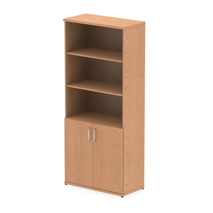 Impulse 2000 Cupboard Open Shelves