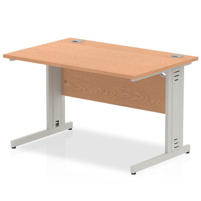 Impulse Cable Managed 1200 Rectangle Desk