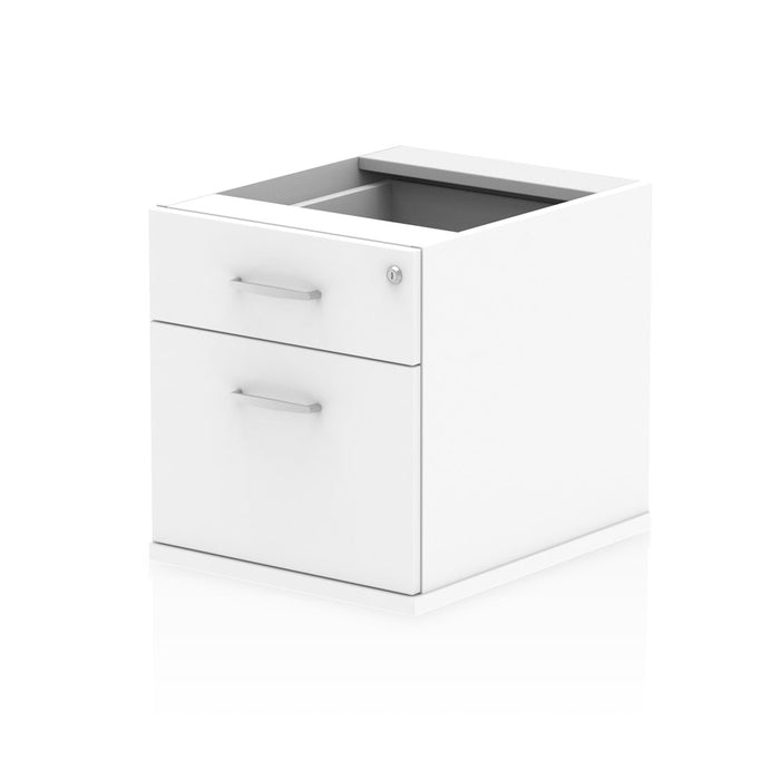 Impulse Fixed Pedestal 2 Drawer