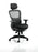 Stealth Shadow Ergo Posture Chair Black Airmesh Seat And Mesh Back With Arms
