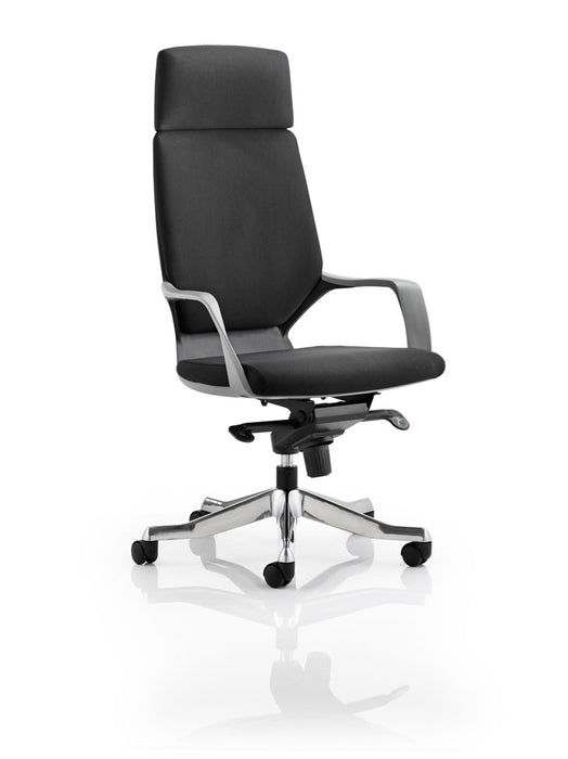 Xenon Executive Black Shell High Back With Headrest