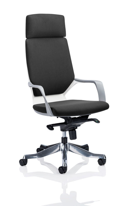 Xenon Executive High Back Fabric With Headrest