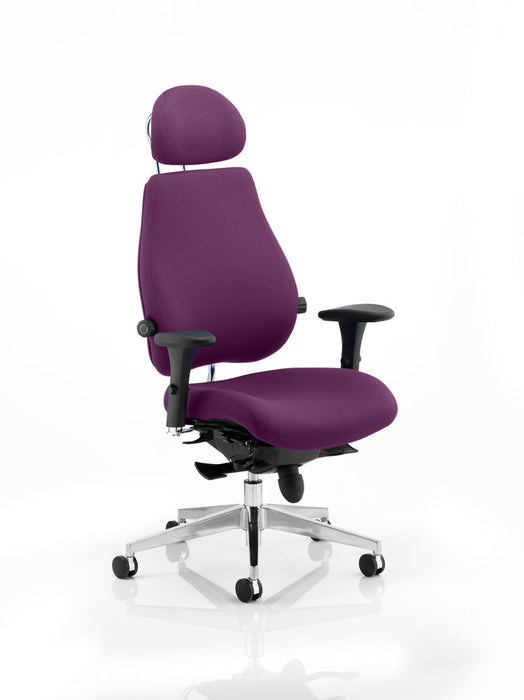 Chiro Plus Ultimate With Headrest Bespoke Colour Deluxe