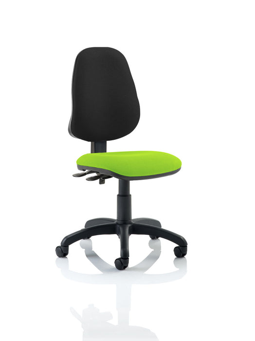 Eclipse II Lever Task Operator Chair Bespoke Colour