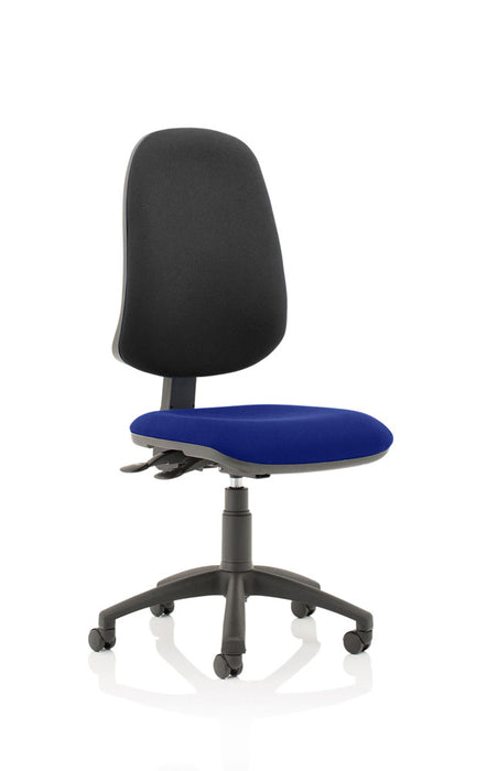 Eclipse XL Lever Task Operator Chair Bespoke Colour Seat