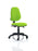 Eclipse III Lever Task Operator Chair Bespoke Colour