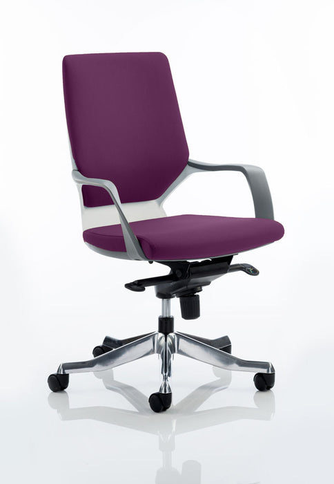 Xenon Executive Medium Back Bespoke Colour Deluxe