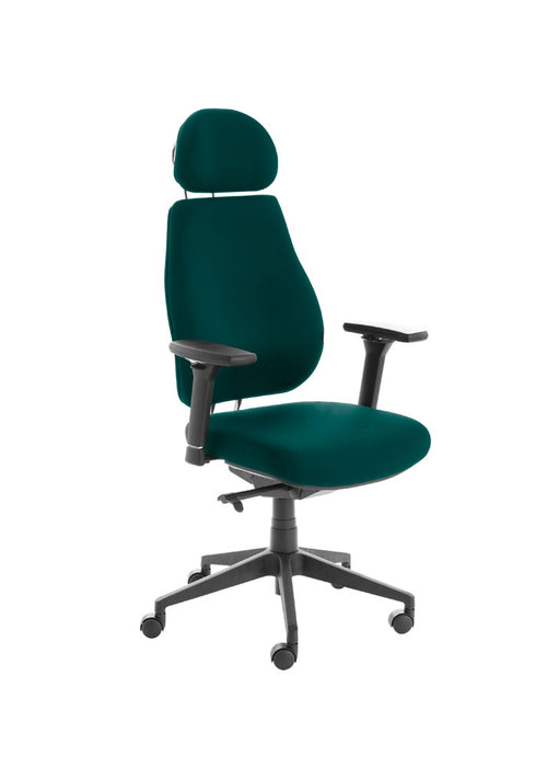 Chiro Plus Lite With Headrest Fully Upholstered
