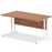 Executive Impulse 1400/800 Rectangle Cantilever Leg Desk