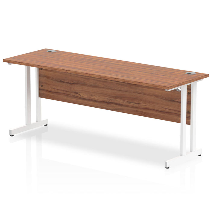 Executive Impulse 1800/600 Rectangle Cantilever Leg Desk